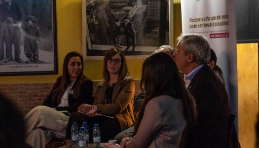 "Paulo Sande: ""Portugal beneficia mal, mas beneficia muito da coesão"""
