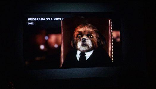 Bruno Aleixo. Uma vida da internet para o palco