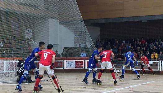 OC Barcelos deixa fugir vantagem frente ao SL Benfica