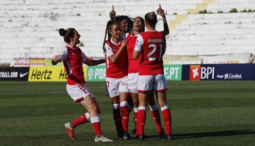 SC Braga vence SL Benfica e está na frente da eliminatória