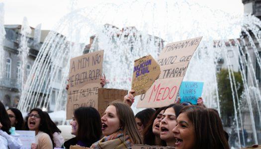 Greve Feminista. O medo vestiu-se de coragem e saiu à rua