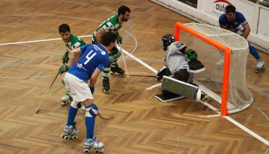 HC Braga incapaz de silenciar rugido do leão