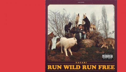 Run Wild Run Free: a estreia melódica de Zacari