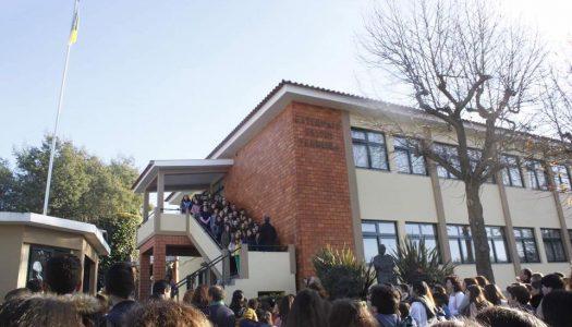 Alunos do Externato Delfim Ferreira terminam ano letivo noutras escolas