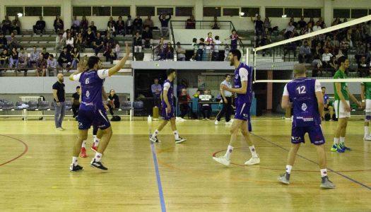 VC Viana arrecada triunfo na Maia