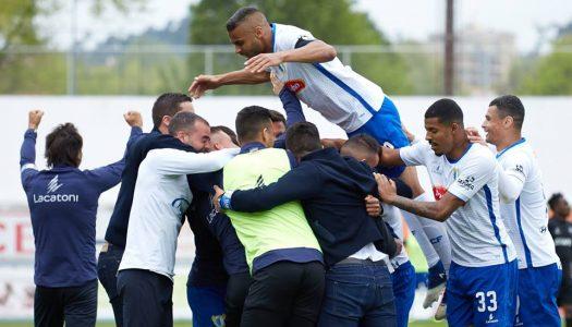 FC Famalicão regressa ao principal escalão do futebol português