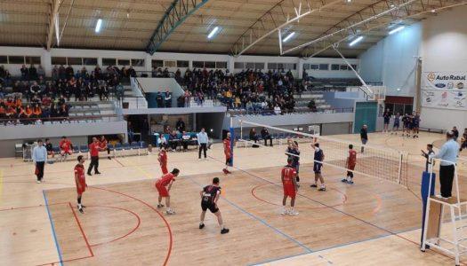 VC Viana vence e assegura manutenção