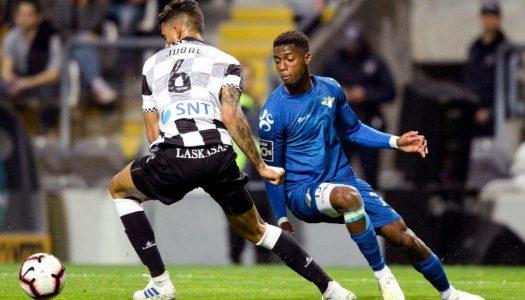 Moreirense soma terceiro jogo sem vencer