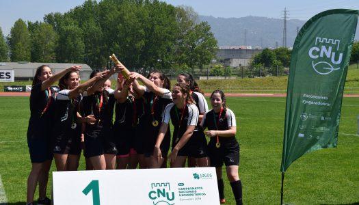 AAC sagra-se campeã nacional universitária em rugby de 7 feminino