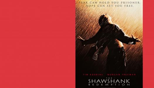 #ARQUIVO | Os condenados de Shawshank: a fuga de um prisioneiro inocente