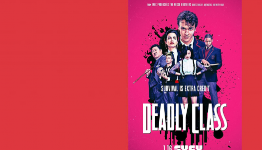 Deadly Class: absolutamente letal