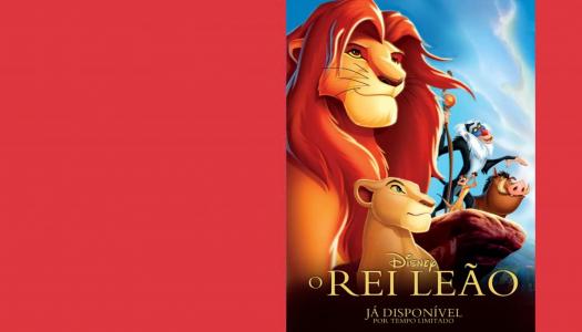 #Arquivo | Rei Leão: longa vida ao rei