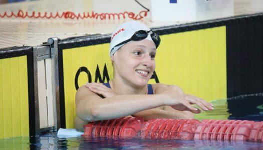 Diana Durães conquista primeiro lugar nos 400 metros livres