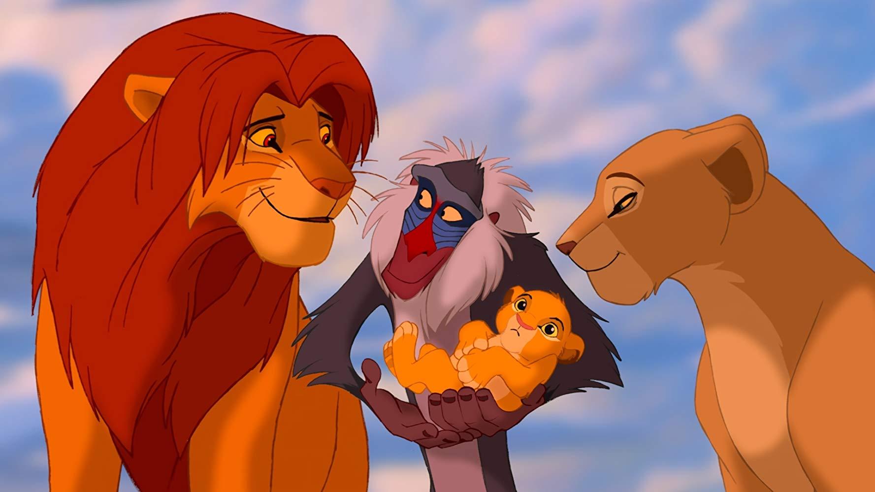 rei leão filme 1994