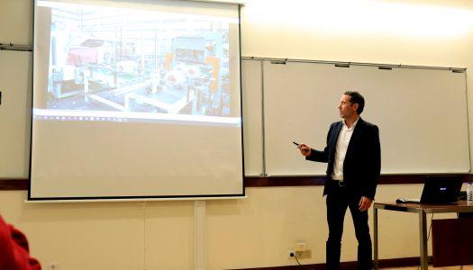 """Gil Sousa: """"É preciso tornar as empresas mais competitivas e rentáveis"""""""