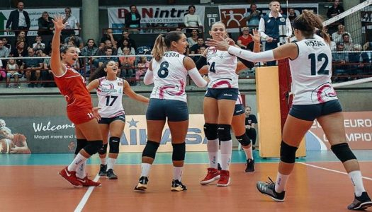 Voleibol. AVC Famalicão domina convocatória