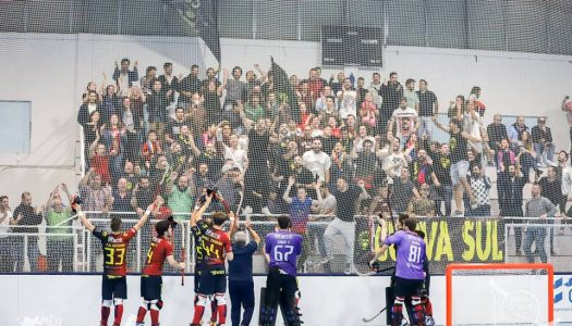 Riba d'Ave HC apura-se para as meias-finais da Taça de Portugal
