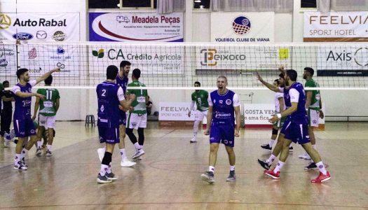 VC Viana regressa às vitórias