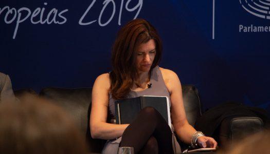 """Marisa Matias: """"A União Europeia está a ser cúmplice de um massacre"""""""