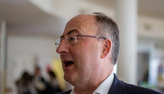 """José Manuel Fernandes: """"Precisamos de um sistema de garantia de depósitos à escala da UE"""""""