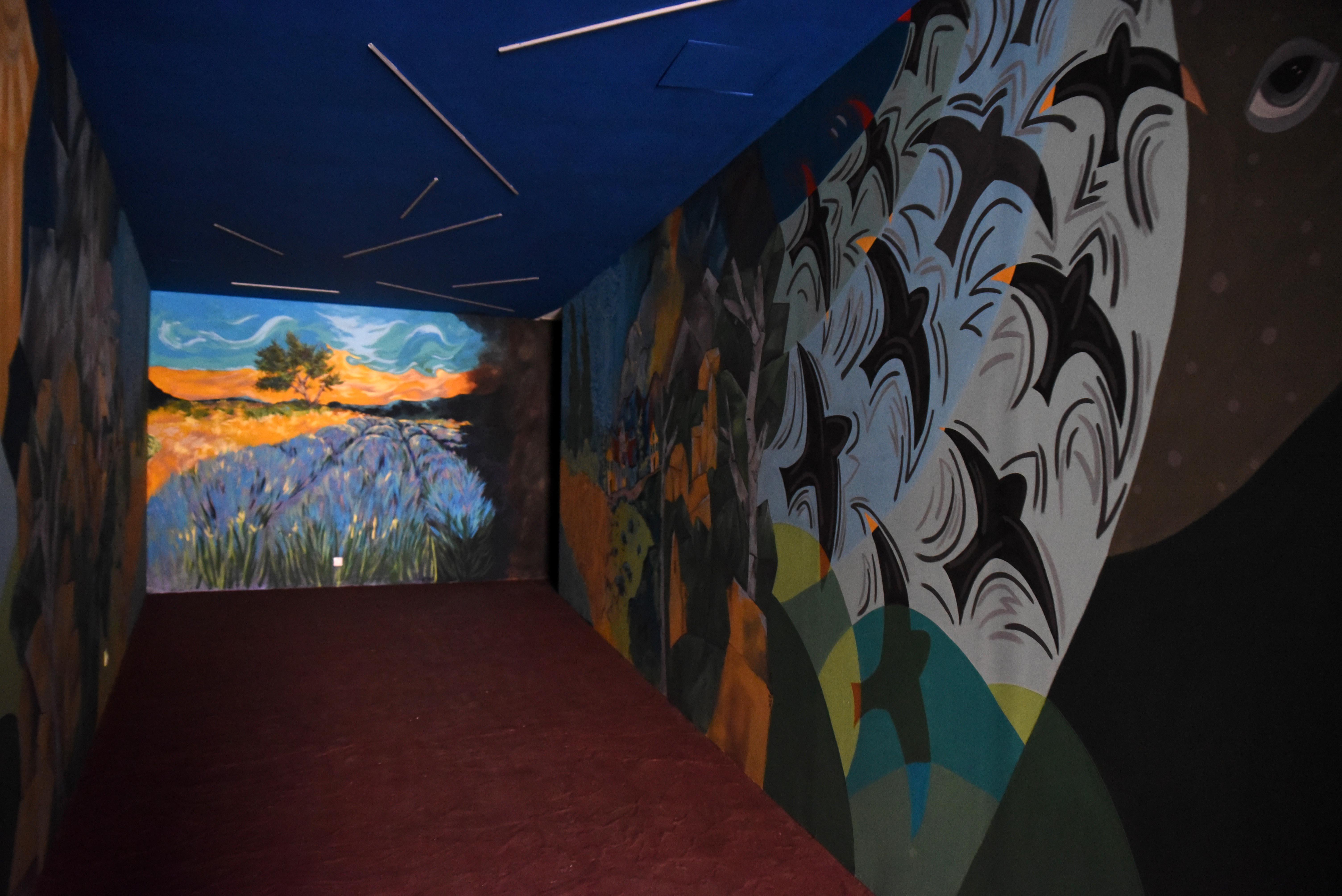 Labirinto das Artes