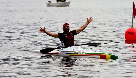 Fernando Pimenta campeão nacional pela 11ª vez seguida