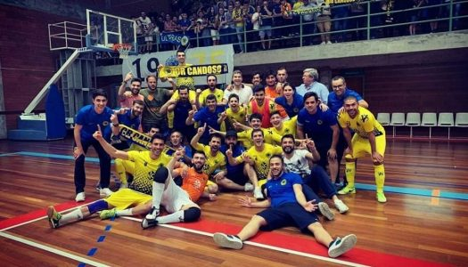 CR Candoso sobe à Liga Sport Zone