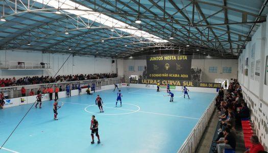 HC Braga feliz em dérbi de pouco acerto