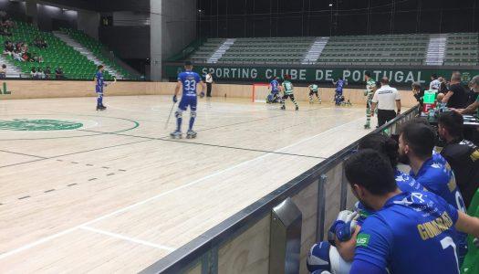 OC Barcelos termina época com derrota