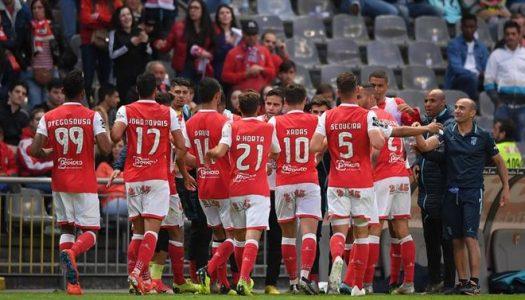 SC Braga. Uma alegre despedida