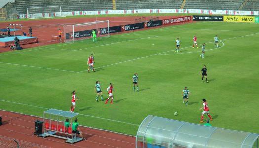 SC Braga já conhece o percurso na Liga BPI