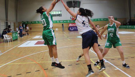 Equipas da AAUM avançam para as Fases Finais dos Campeonatos Nacionais de Basquetebol