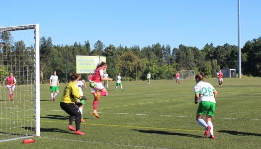 Vilaverdense vs SC Braga (destaques)
