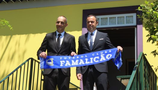 João Pedro Sousa é o novo treinador do FC Famalicão