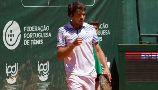 Ténis. João Domingues campeão no Braga Open