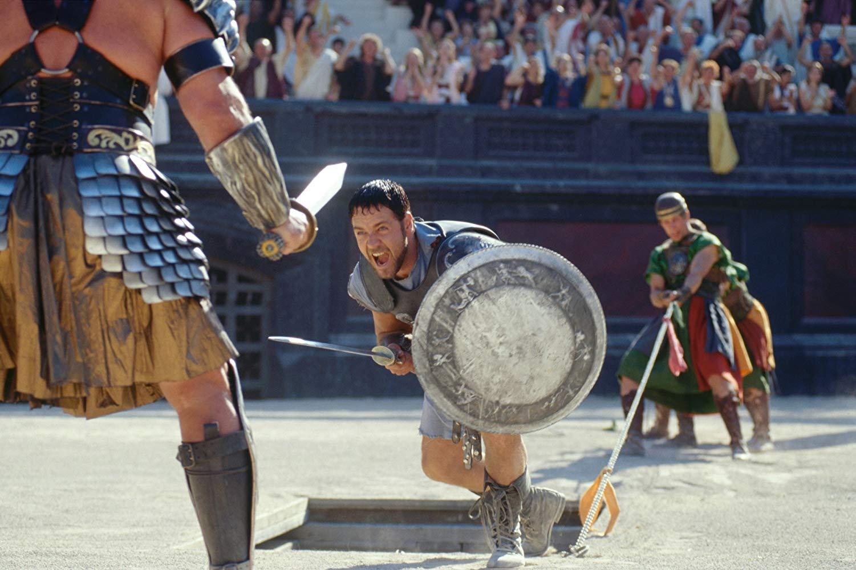 gladiador, 2000