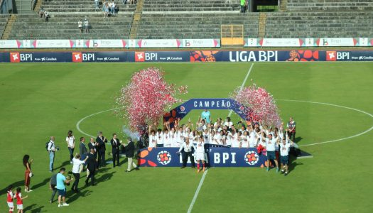SC Braga empata e sagra-se campeão nacional