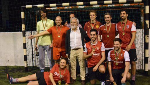 Brácaros sagram-se vencedores do Torneio Moisés Martins