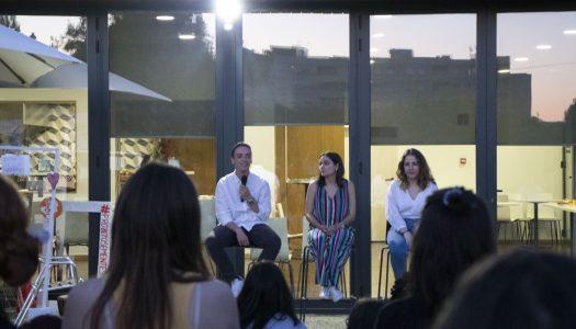 """Francisca Leite: """"Vamos pensar sempre naquelas pessoas e no tempo que passamos lá"""""""
