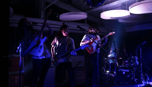 Bazuuca celebra aniversário ao som do rock'n'roll