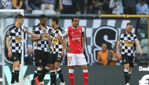 SC Braga sofre nova derrota