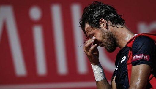 Estoril Open. João Sousa afastado na segunda ronda