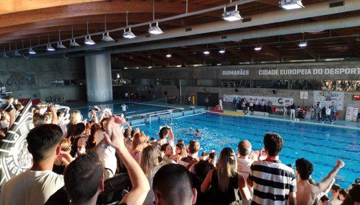 Vitória SC sagra-se campeão nacional em pólo aquático masculino