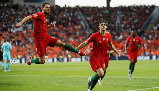 Guedes herói oferece título a Portugal