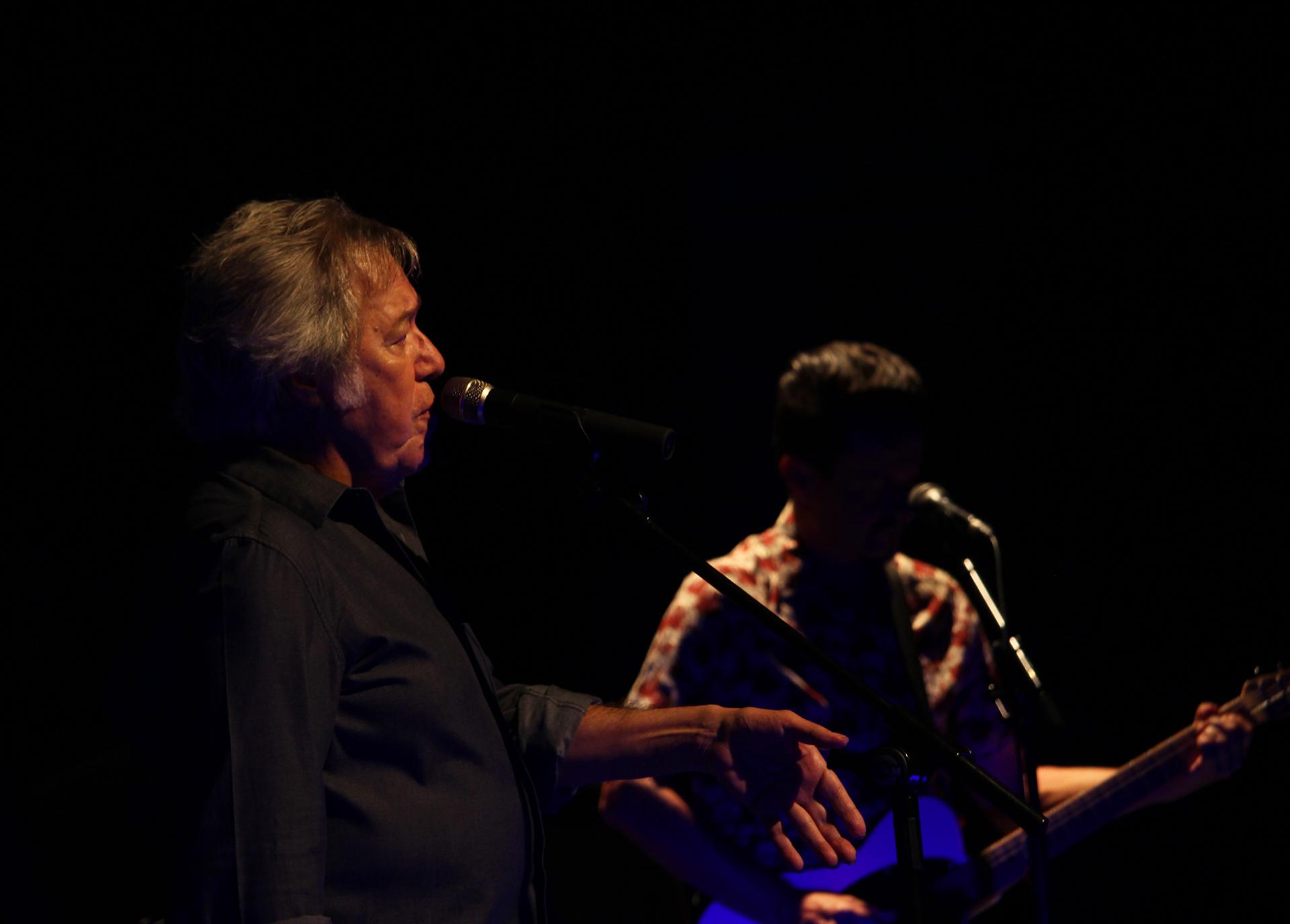 Sérgio Godinho e Frankie Chávez