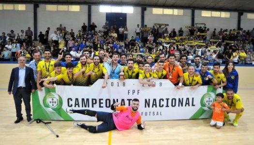 CR Candoso e ADC São Mateus com futuro indefinido na II Divisão Nacional