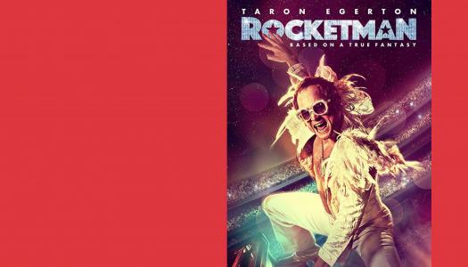 """O """"Rocketman"""" que aterrou no lugar errado"""
