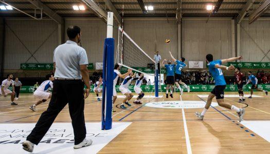 Guimarães recebe Europeu Universitário de Voleibol em 2021