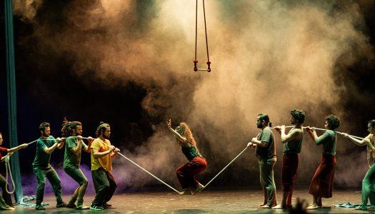 """""""À mostra"""". A novidade do Circo Contemporâneo"""