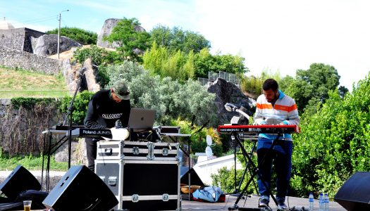 Eletrónica e rap dominam segundo sábado de Lazy Sessions Guadalupe